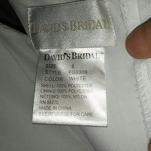 David's Bridal Dresses - Dress (ICB)